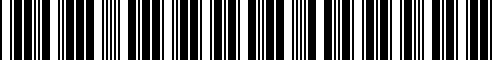 Barcode for 23418536884